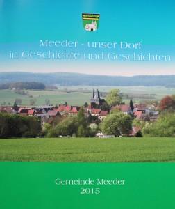Buchvorstellung Chronik Meeder 09.03.2016 Cover